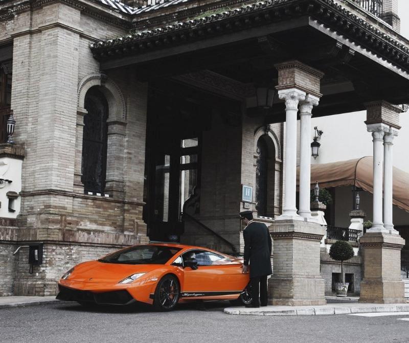 2011 Lamborghini Gallardo Exterior: 2011 Lamborghini Gallardo LP570-4 Superleggera…