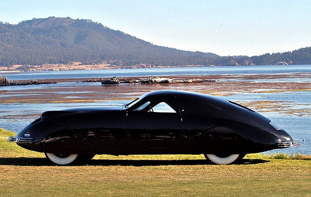 1938 phantom corsair the flying wombat for Cabine stub di stub