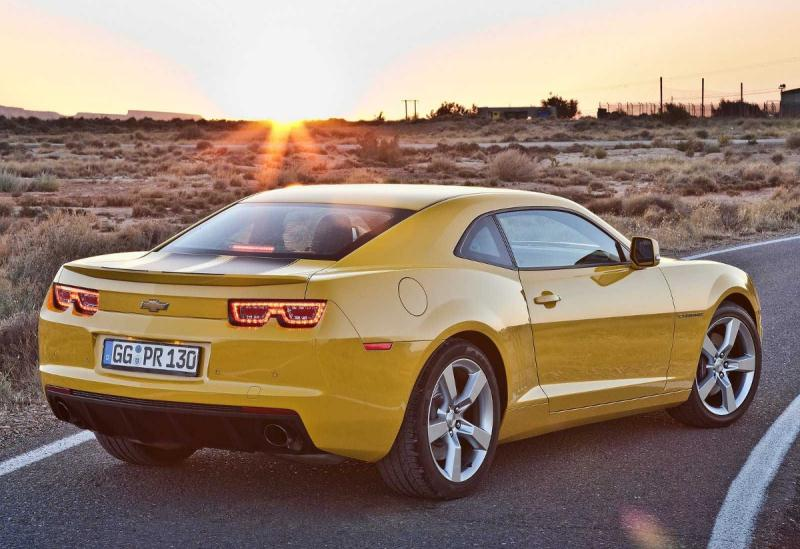camaro2012-yellow