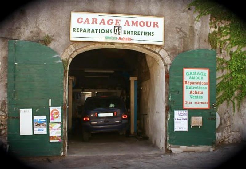 garageamour