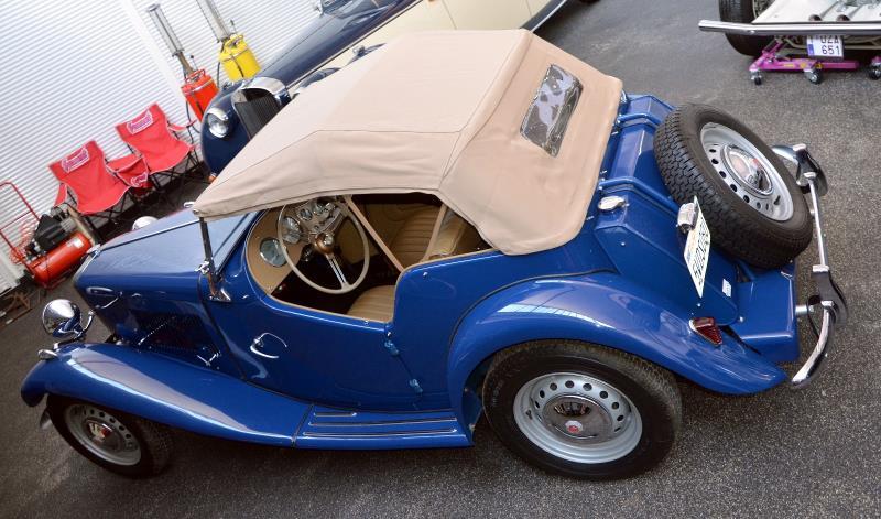 1951 Mg Td Mki
