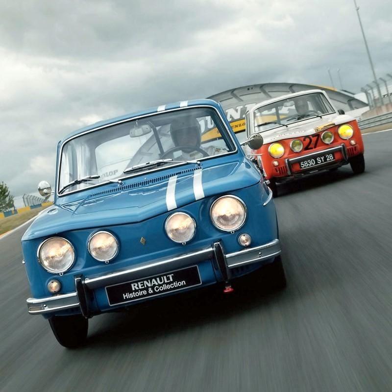 Renault 8 Gordini: 1962-1970 Renault 8 Gordini…