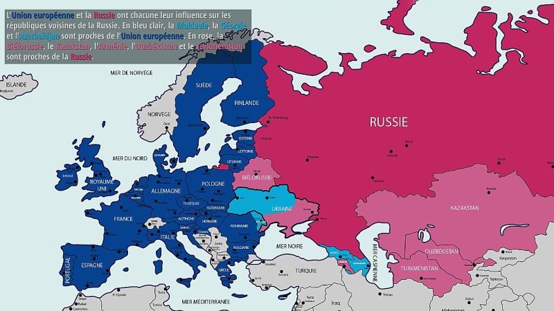 Ukraine: Kiev dnonce les projets brutaux de son voisin