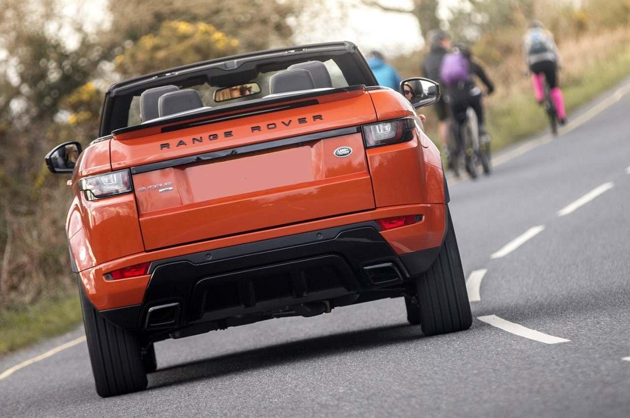 range rover evoque cabriolet un peu beaucoup passionn ment. Black Bedroom Furniture Sets. Home Design Ideas