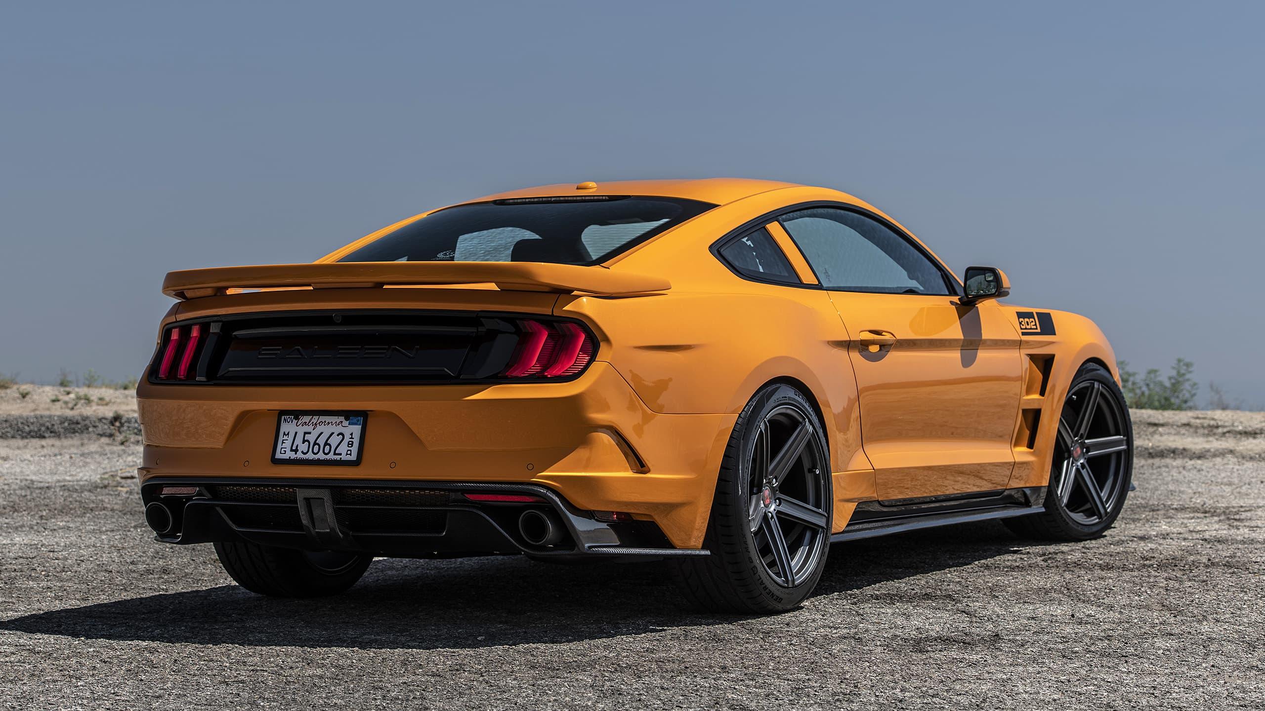 Saleen Mustang 2019