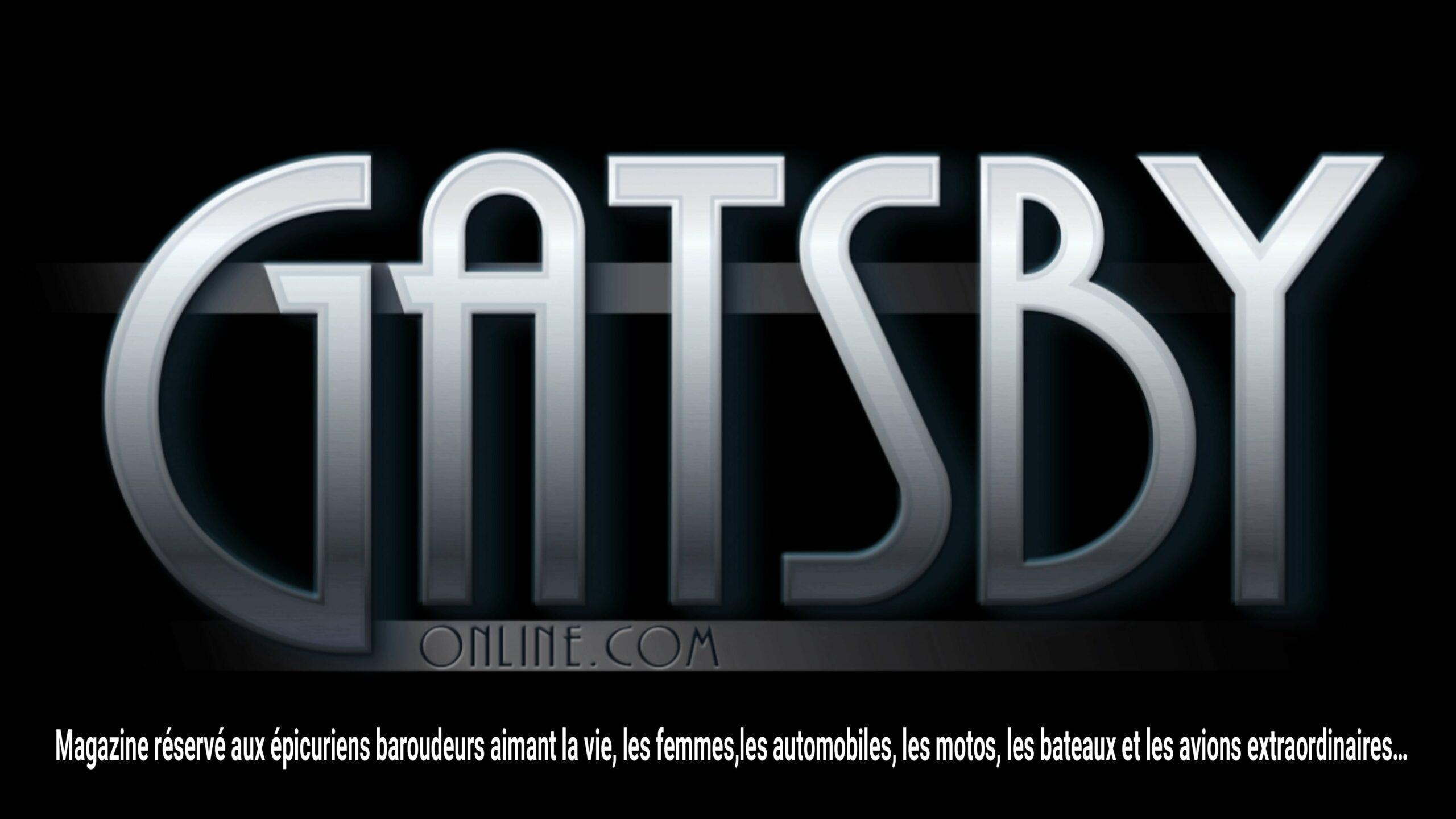 Gatsby Magazine