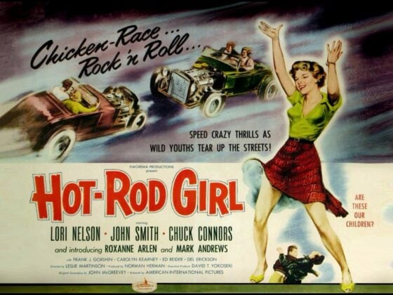 Hot-Rod Girl 1956